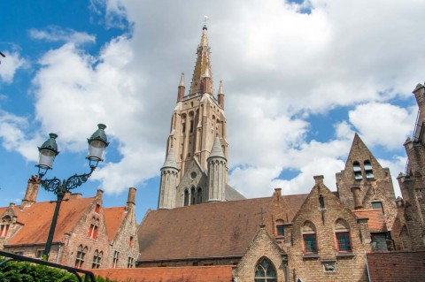 Church of Our Lady -  Onze-Lieve-Vrouwekerk
