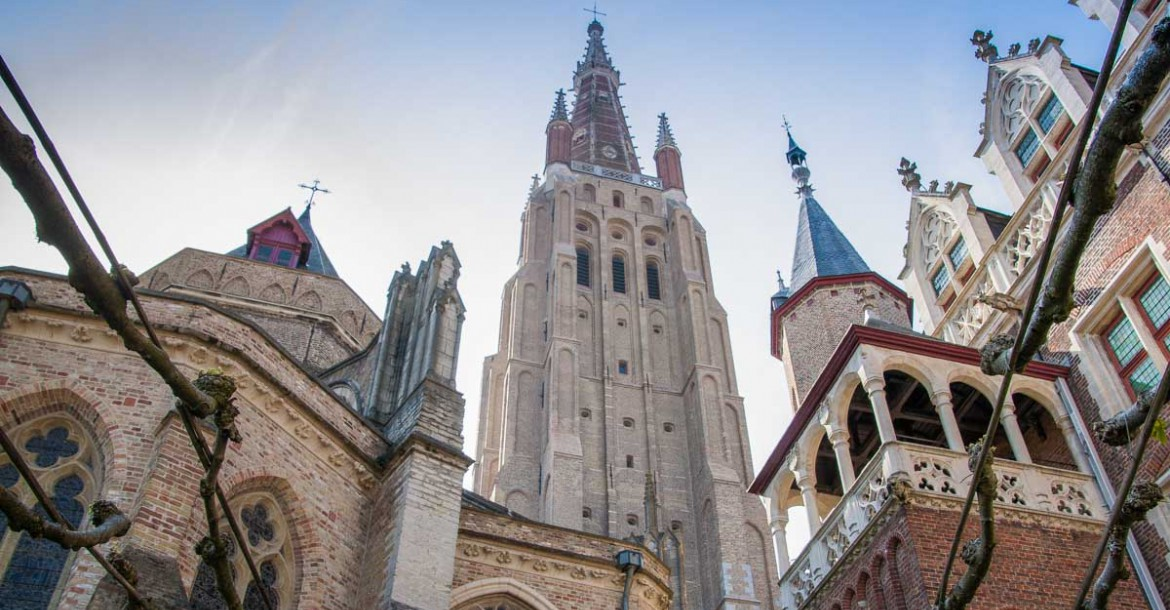 Church of Our Lady, Bruges - Wikipedia