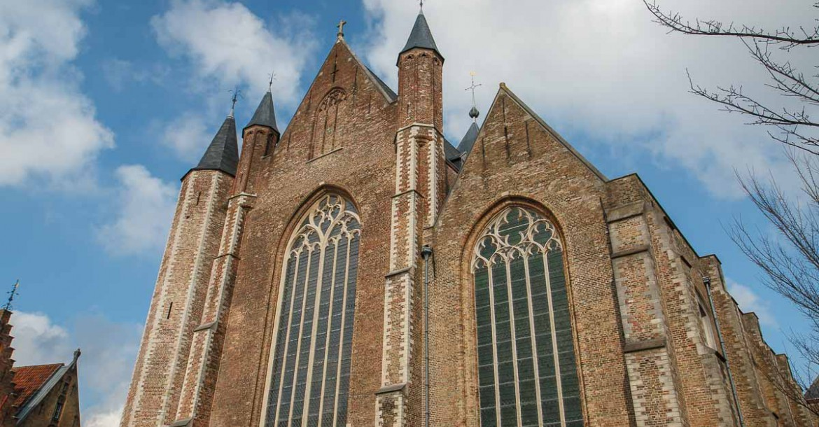 St. James's Church  (Sint-Jacobskerk)